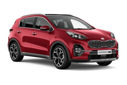 Lease Kia Sportage car leasing