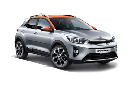 Lease Kia Stonic car leasing