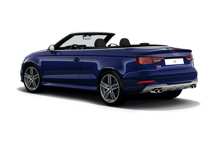 Audi A3 35 Cabriolet 2Dr 1.5 TFSI 150PS Sport 2Dr Manual [Start Stop] back view