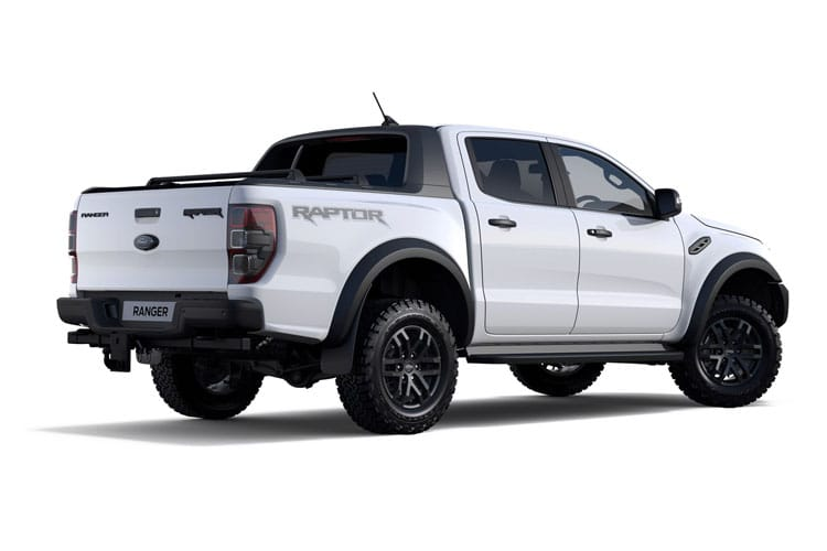 Ford Ranger PickUp Double Cab 4wd 2.0 EcoBlue 4WD 213PS Thunder Pickup Double Cab Auto [Start Stop] back view