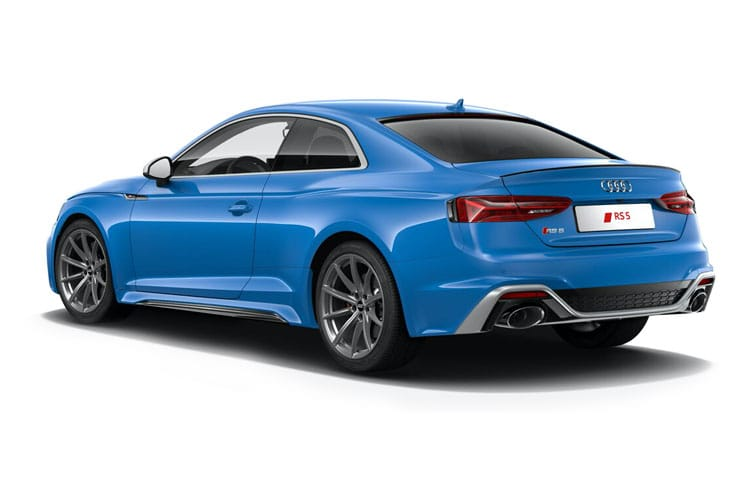 Audi A5 45 Coupe quattro 2Dr 2.0 TFSI 245PS S line 2Dr S Tronic [Start Stop] back view