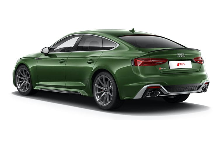 Audi A5 35 Sportback 5Dr 2.0 TFSI 150PS Edition 1 5Dr S Tronic [Start Stop] [Comfort Sound] back view