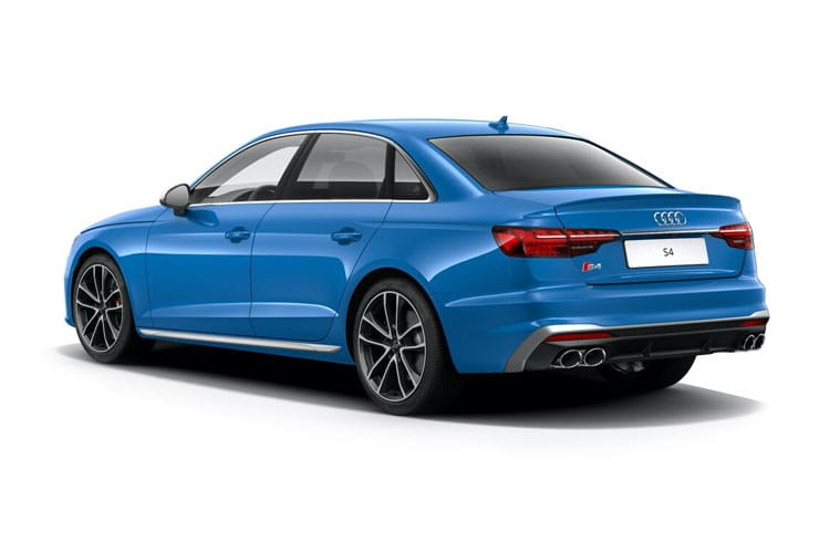 Audi A4 35 Saloon 4Dr 2.0 TFSI 150PS Technik 4Dr Manual [Start Stop] back view