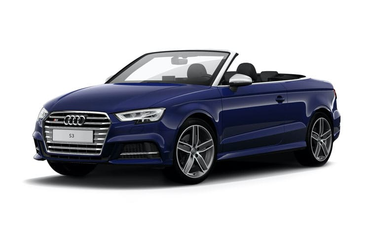 Audi A3 35 Cabriolet 2Dr 1.5 TFSI 150PS Sport 2Dr Manual [Start Stop] front view