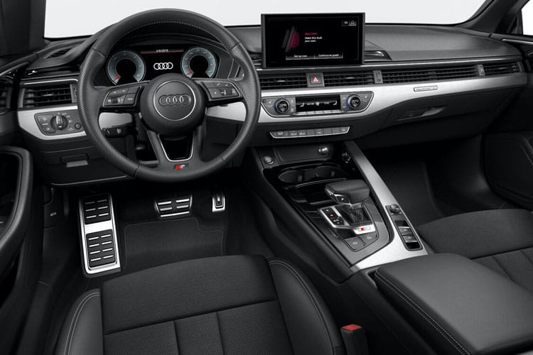 Audi A5 40 Cabriolet 2Dr 2.0 TFSI 190PS Vorsprung 2Dr Manual [Start Stop] inside view