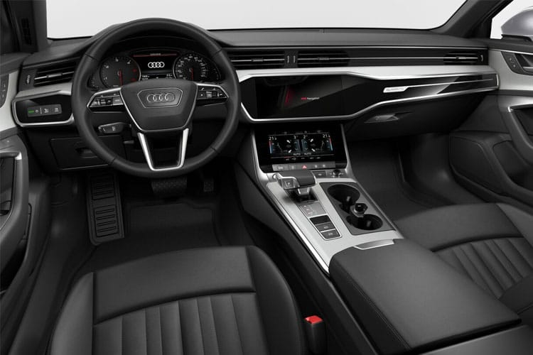 Audi A6 40 Avant quattro 2.0 TDI 204PS Sport 5Dr S Tronic [Start Stop] [Technology] inside view