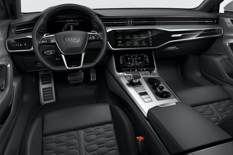 Audi A6 40 Avant 2.0 TDI 204PS S line 5Dr S Tronic [Start Stop] inside view