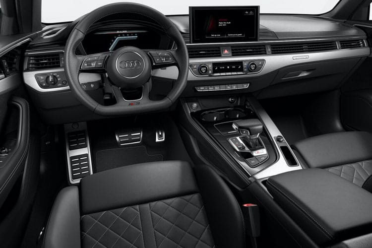 Audi A4 35 Saloon 4Dr 2.0 TFSI 150PS Technik 4Dr Manual [Start Stop] inside view
