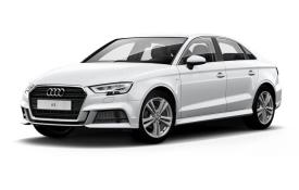 Audi A3 Saloon car leasing