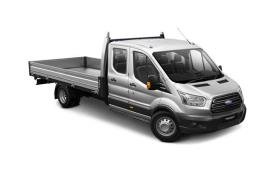 Ford Transit Dropside Double Cab van leasing